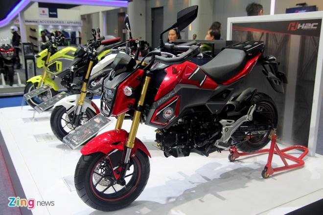 Honda ra mat MSX 2016 tai Thai Lan, gia gan 2.000 USD hinh anh 12