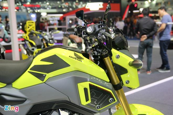 Honda ra mat MSX 2016 tai Thai Lan, gia gan 2.000 USD hinh anh 8