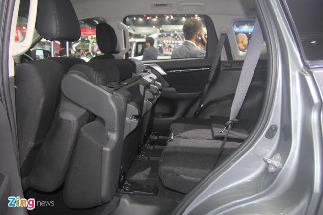 Mitsubishi Pajero Sport 2016 gia tu 733 trieu tai Thai Lan hinh anh 8