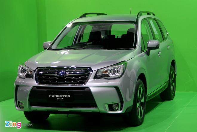 Nhung mau xe noi bat nhat Bangkok Motor Show 2016 hinh anh 5