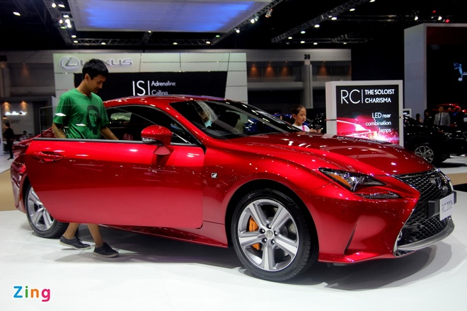 Nhung mau xe noi bat nhat Bangkok Motor Show 2016 hinh anh 7