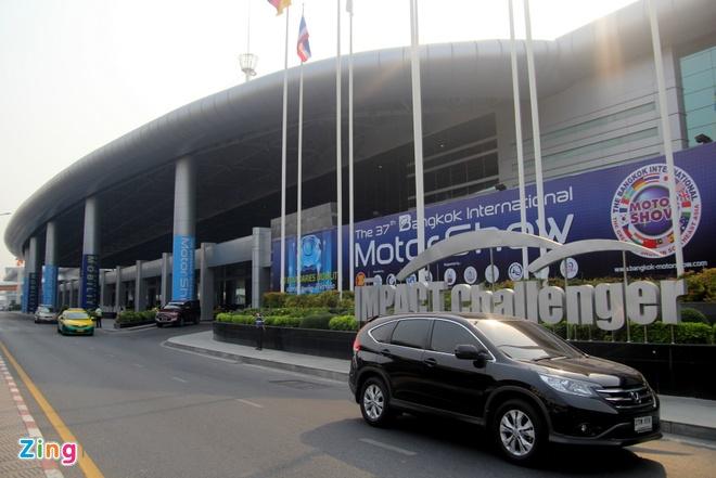 Nhung mau xe noi bat nhat Bangkok Motor Show 2016 hinh anh 1