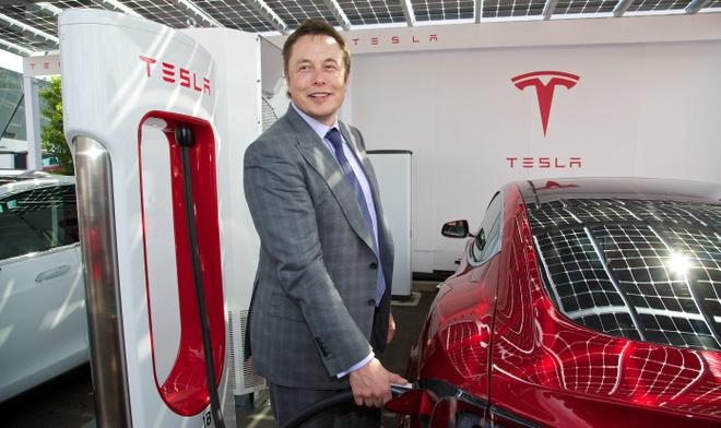 Vi sao Tesla duoc menh danh la Apple cua cong nghiep oto? hinh anh 3