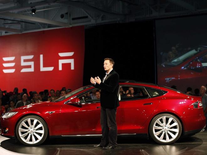 Vi sao Tesla duoc menh danh la Apple cua cong nghiep oto? hinh anh