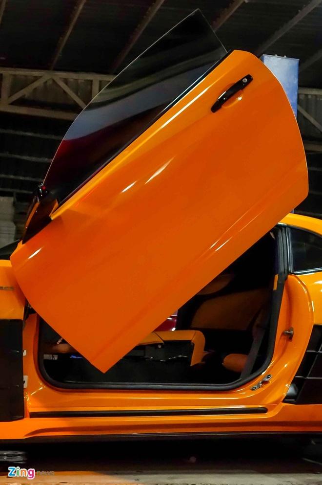 Chevrolet Camaro do phong cach Transformers o Sai Gon hinh anh 5