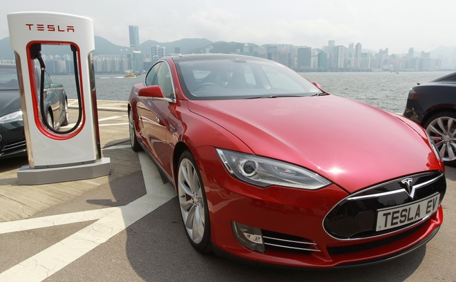 Co hoi nao cho xe dien Tesla tai Viet Nam hinh anh