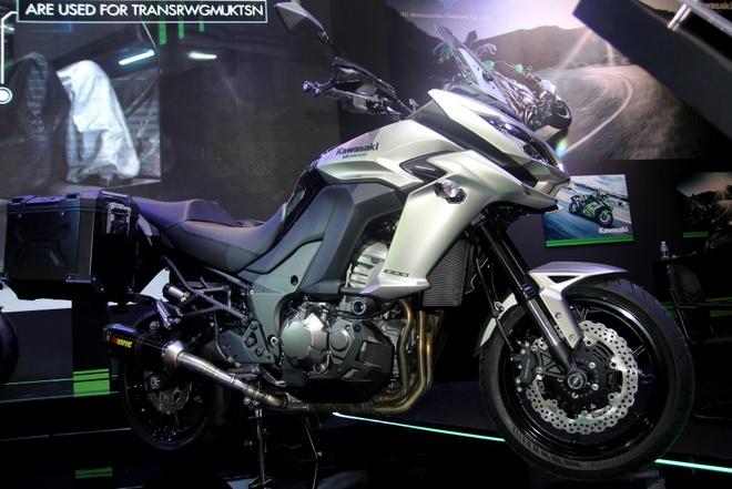 Kawasaki Versys 1000 ABS 2016 ve Viet Nam hinh anh