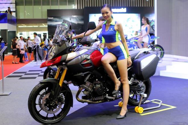 Anh chi tiet Suzuki V-Strom 1000 tai Viet Nam hinh anh