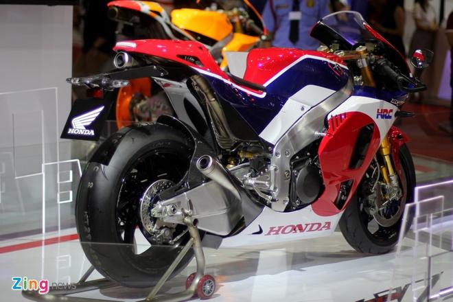 Sieu moto Honda RC213V-S gia 5,5 ty den Viet Nam hinh anh 12