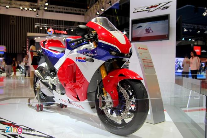 Sieu moto Honda RC213V-S gia 5,5 ty den Viet Nam hinh anh 2