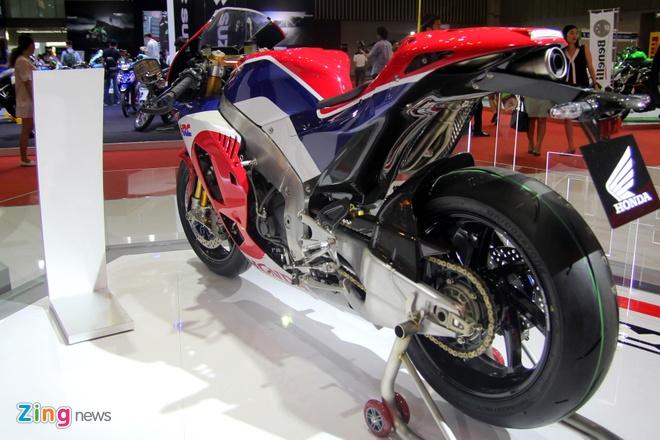 Sieu moto Honda RC213V-S gia 5,5 ty den Viet Nam hinh anh 3