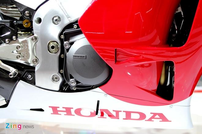 Sieu moto Honda RC213V-S gia 5,5 ty den Viet Nam hinh anh 4