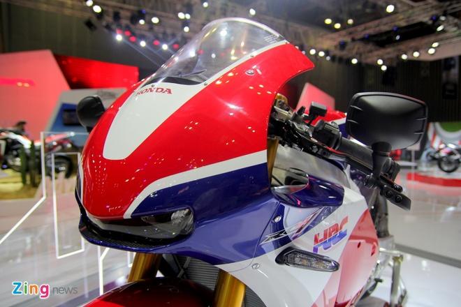 Sieu moto Honda RC213V-S gia 5,5 ty den Viet Nam hinh anh 5