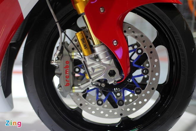 Sieu moto Honda RC213V-S gia 5,5 ty den Viet Nam hinh anh 7