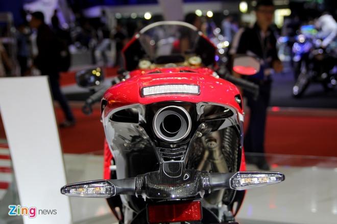 Sieu moto Honda RC213V-S gia 5,5 ty den Viet Nam hinh anh 9