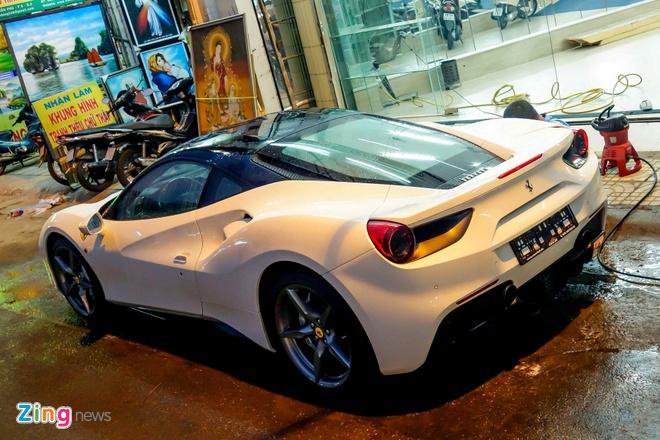Sieu xe Ferrari 488 GTB thu 4 xuat hien tai Viet Nam hinh anh 2