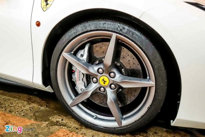 Sieu xe Ferrari 488 GTB thu 4 xuat hien tai Viet Nam hinh anh 7