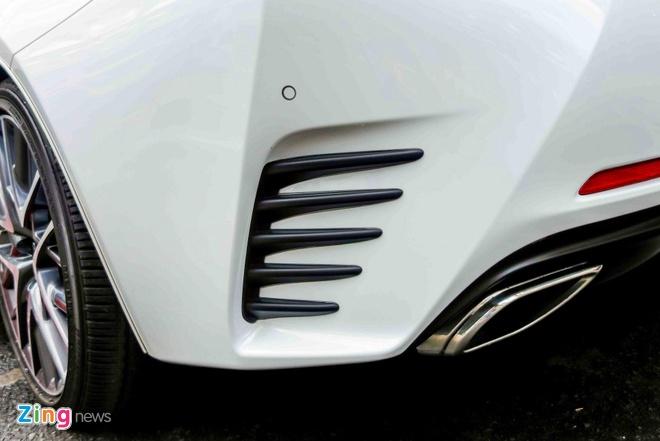 Lexus RC350 F-Sport dau tien tai Viet Nam anh 9