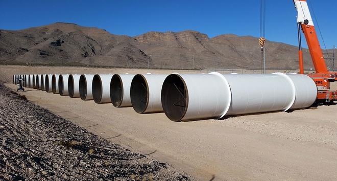 Hyperloop cua ty phu Elon Musk anh 2