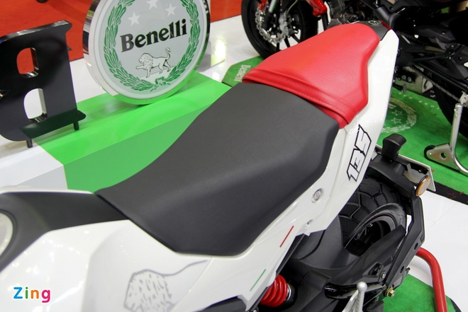 Benelli TNT Naked T-135 o Viet Nam anh 13