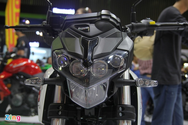 Benelli TNT Naked T-135 o Viet Nam anh 4