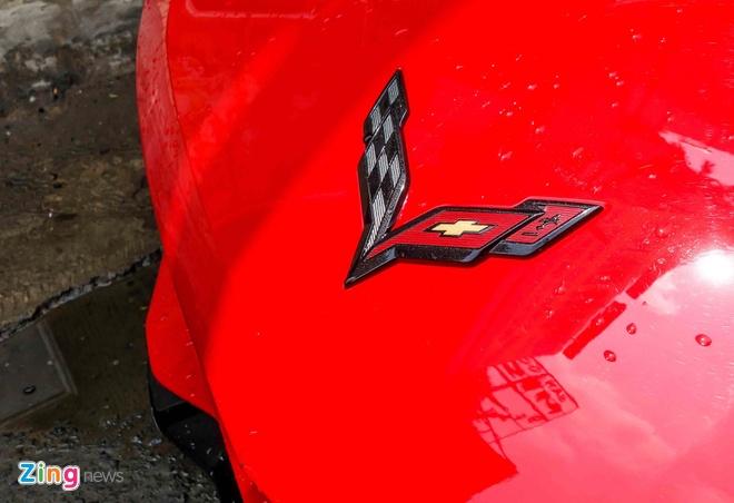 Sieu xe Chevrolet Corvette Z06 lap ghe xe dua ve Viet Nam hinh anh 13