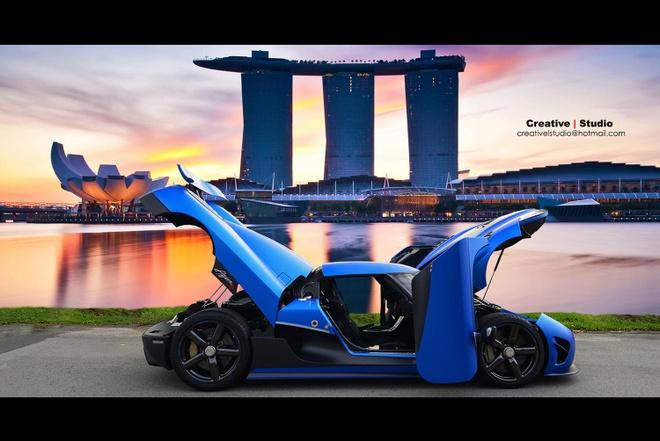 Dai gia Singapore chi 5 trieu USD mua Koenigsegg Agera RS hinh anh 2