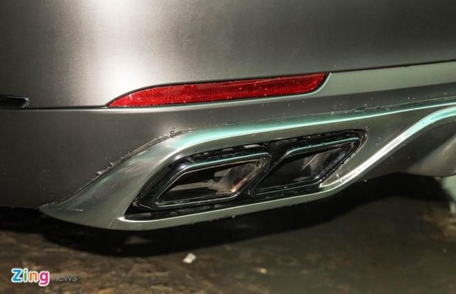 Mercedes S500 o Sai Gon lot xac nho goi do 25.000 USD hinh anh 11