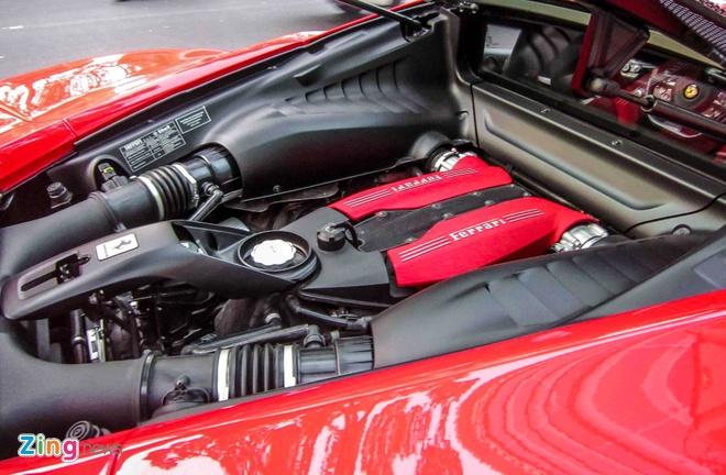 Sieu xe Ferrari 488 GTB thu 5 ve Viet Nam hinh anh 3