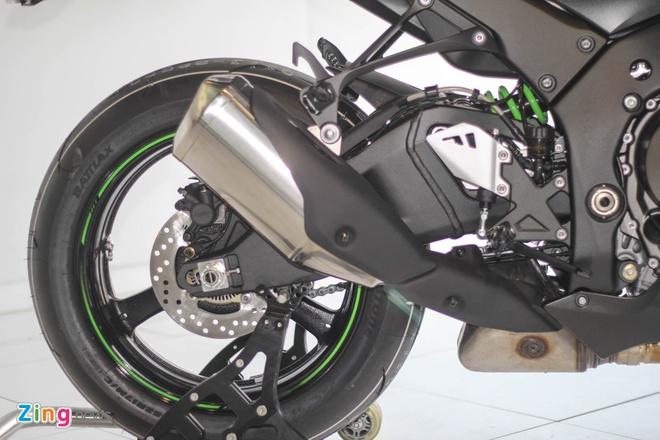 Sieu moto Kawasaki ZX-10R mau moi ve Viet Nam hinh anh 6