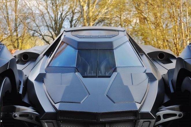 Sieu xe Batman do tu Lamborghini Gallardo hinh anh 2