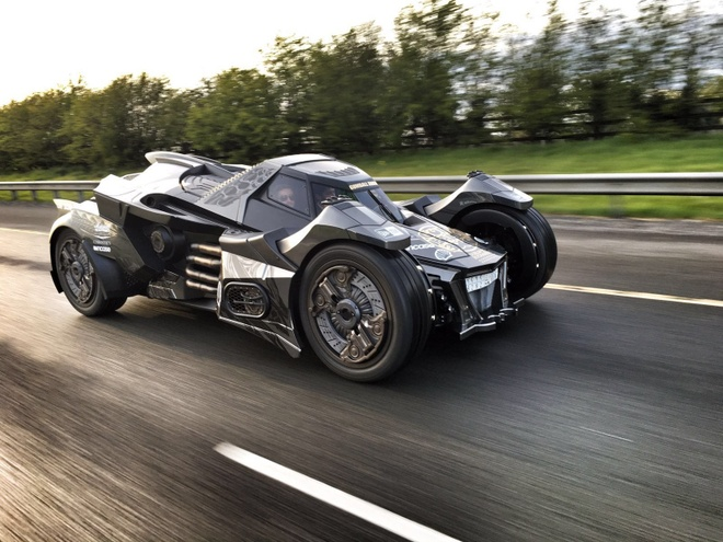 Sieu xe Batman do tu Lamborghini Gallardo hinh anh