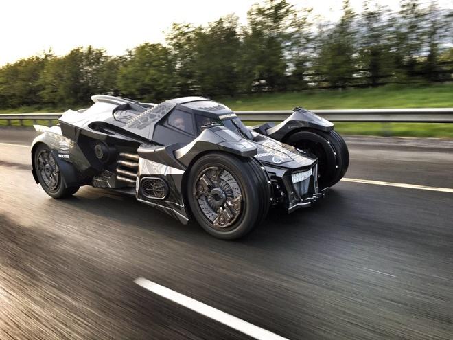 Sieu xe Batman do tu Lamborghini Gallardo hinh anh 1