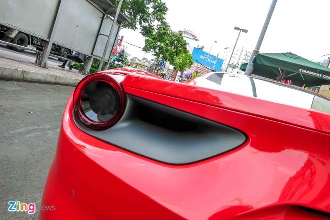 Sieu xe Ferrari 488 GTB mau do thu 2 tren 14 ty o Sai Gon hinh anh 9