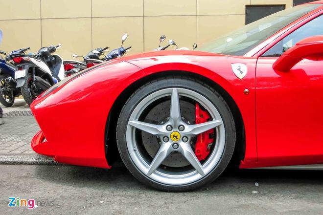 Sieu xe Ferrari 488 GTB mau do thu 2 tren 14 ty o Sai Gon hinh anh 10