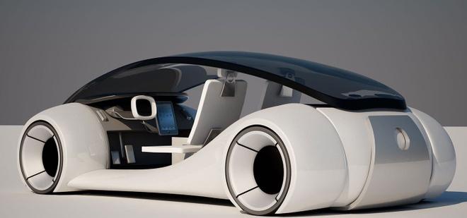 Bi an ve iCar – chiec xe dau tien cua Apple hinh anh