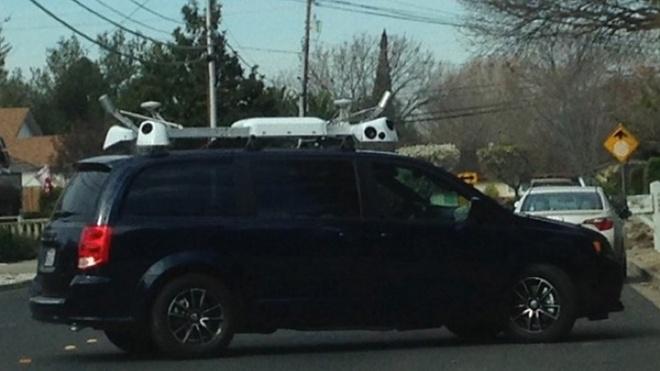 Bi an ve iCar – chiec xe dau tien cua Apple hinh anh 2