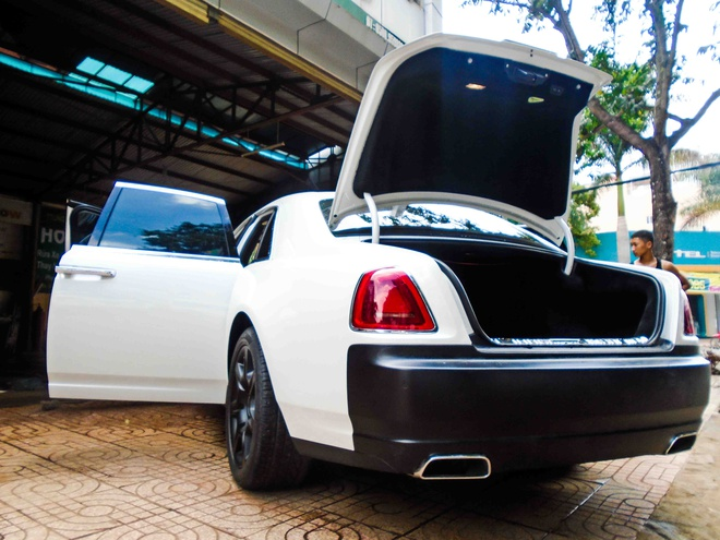 Rolls-Royce Ghost do la mat o Dak Lak hinh anh 9