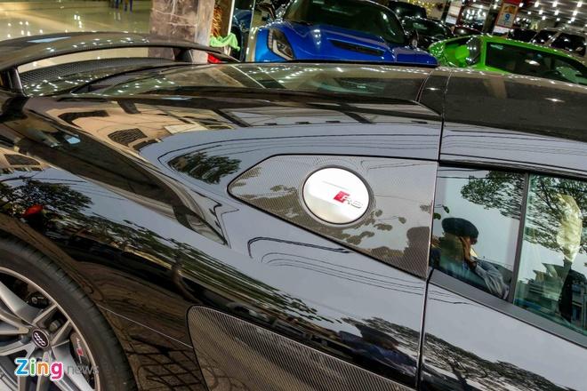 Sieu xe Audi R8 V10 Plus thu 2 manh 601 ma luc ve Viet Nam hinh anh 5