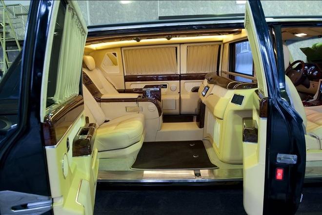 Limousine cua Tong thong Nga Putin rao ban gia 1,2 trieu USD hinh anh 2