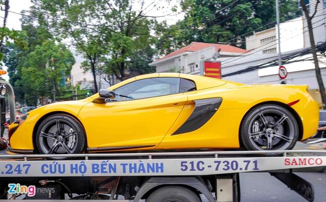 Chi tiet McLaren 650S tren 16 ty cua thieu gia Phan Thanh hinh anh 1
