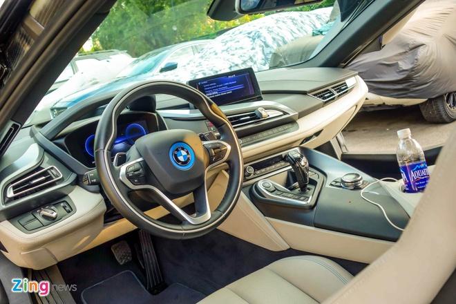 BMW i8 do decal o Sai Gon anh 10