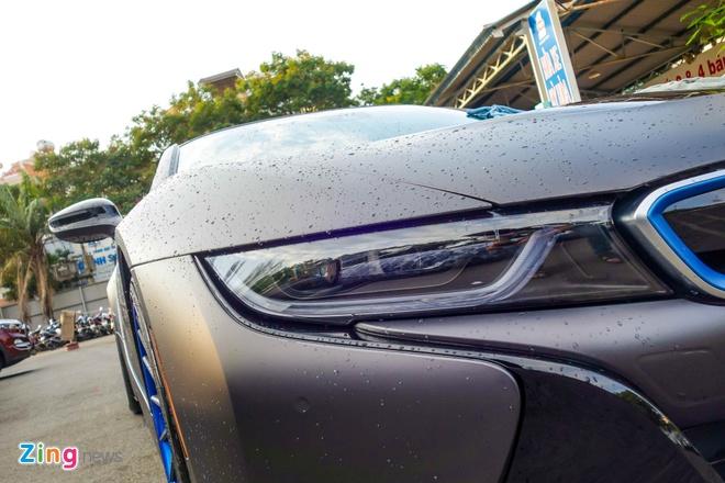 BMW i8 do decal o Sai Gon anh 7