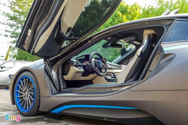 BMW i8 do decal o Sai Gon anh 9