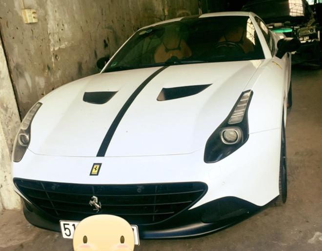 Ferrari mau trang du chung loai cua dai gia Viet hinh anh 9