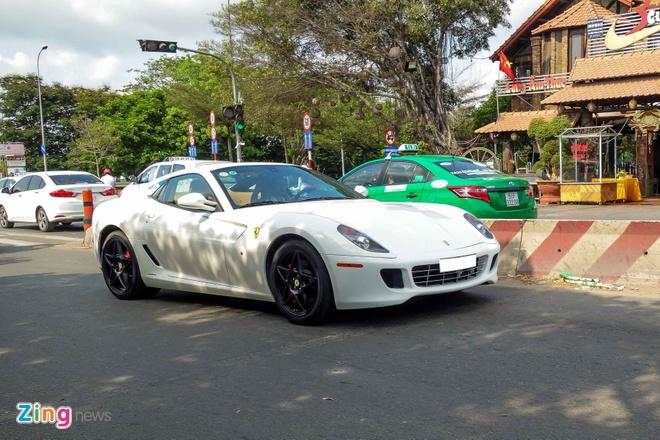 Ferrari mau trang du chung loai cua dai gia Viet hinh anh 10