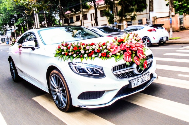 Mercedes S Class coupe hon 7 ty lam xe hoa o Dak Lak hinh anh