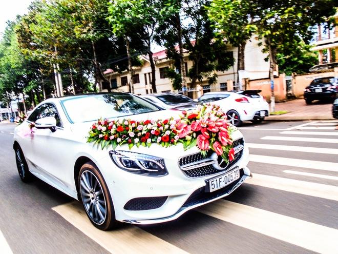 Mercedes S Class coupe hon 7 ty lam xe hoa o Dak Lak hinh anh 2