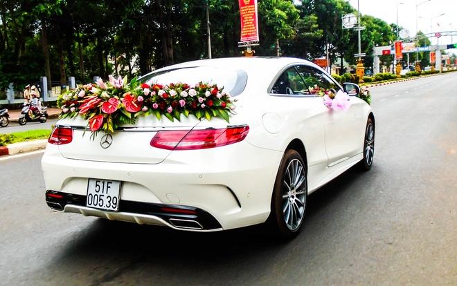 Mercedes S Class coupe hon 7 ty lam xe hoa o Dak Lak hinh anh 3