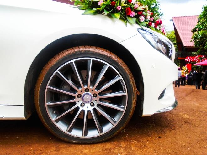 Mercedes S Class coupe hon 7 ty lam xe hoa o Dak Lak hinh anh 7